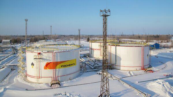 Нефтеперерабатывающий завод Роснефть