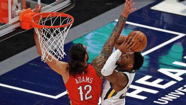 Матч НБА Юта Джаз - Нью-Орлеан Пеликанс