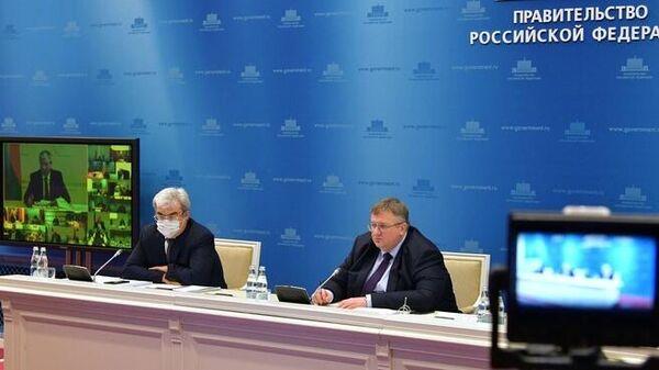 Заседание Группы высокого уровня Совета Министров Союзного государства