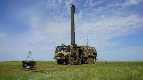 Комплекс артиллерийской разведки Пенициллин