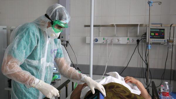 Лечение пациентов с COVID-19