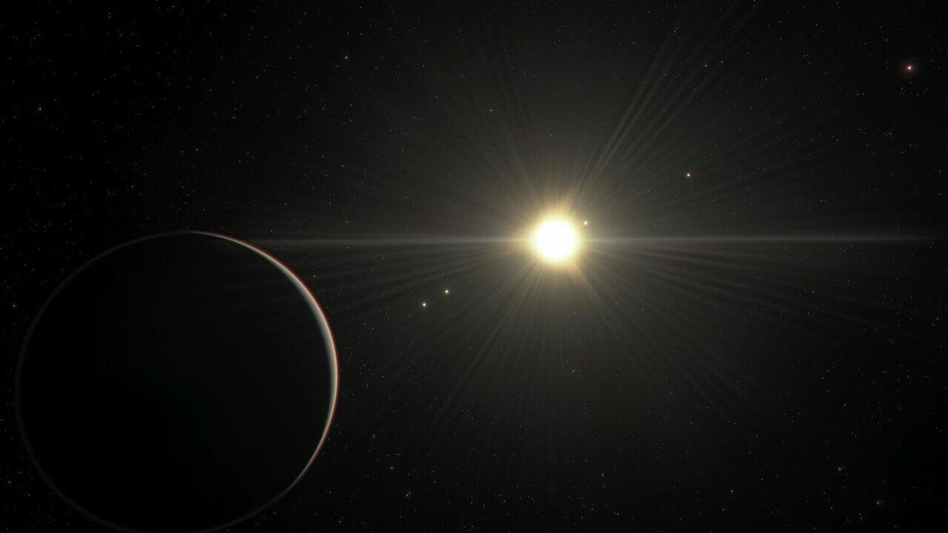 Ученые обнаружили планетную систему с уникальными свойствами