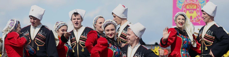 Фестиваль традиционной народной культуры Казачья слава