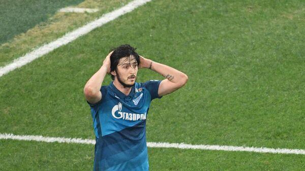"""Семак не понимает, почему был отменен гол Азмуна в ворота """"Химок"""""""