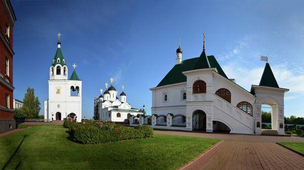 Спасо-Преображенский собор и Покровский храм в Муроме