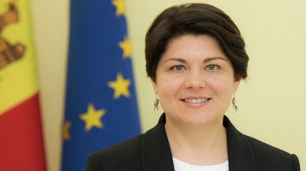 Государственный деятель Молдавии Наталья Гаврилица