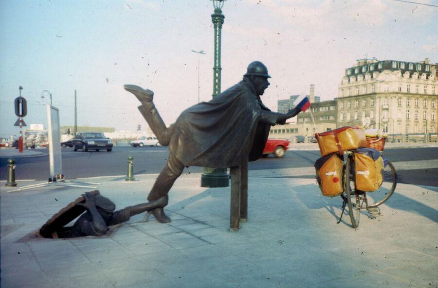 Брюссель, 1991