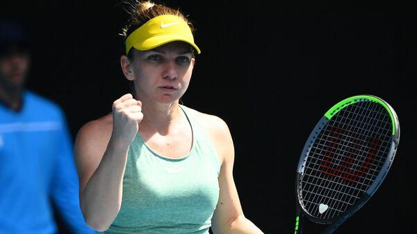 Румынская теннисистка Симона Халеп
