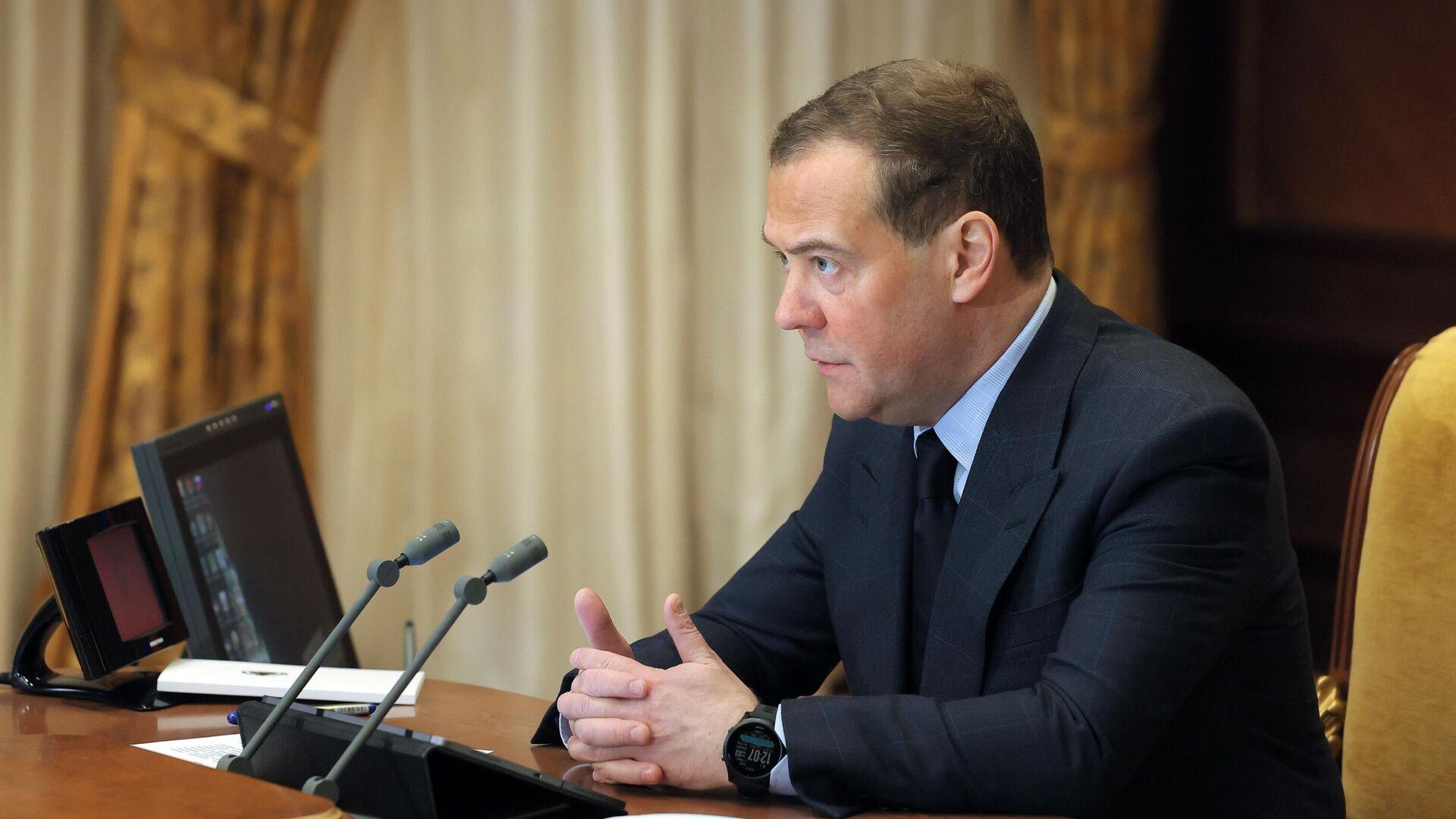 Медведев считает, что состав Госдумы должен существенно обновиться
