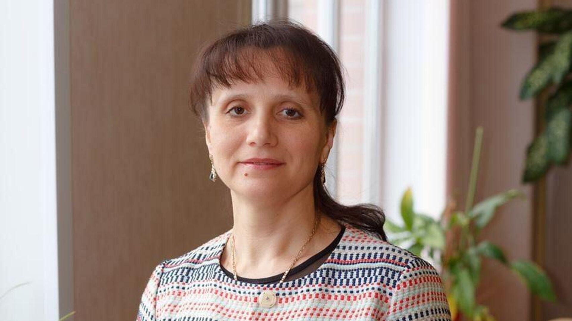 Наталья Тушинская - РИА Новости, 1920, 04.02.2021