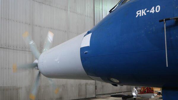 Испытания первого гибридного авиадвигателя
