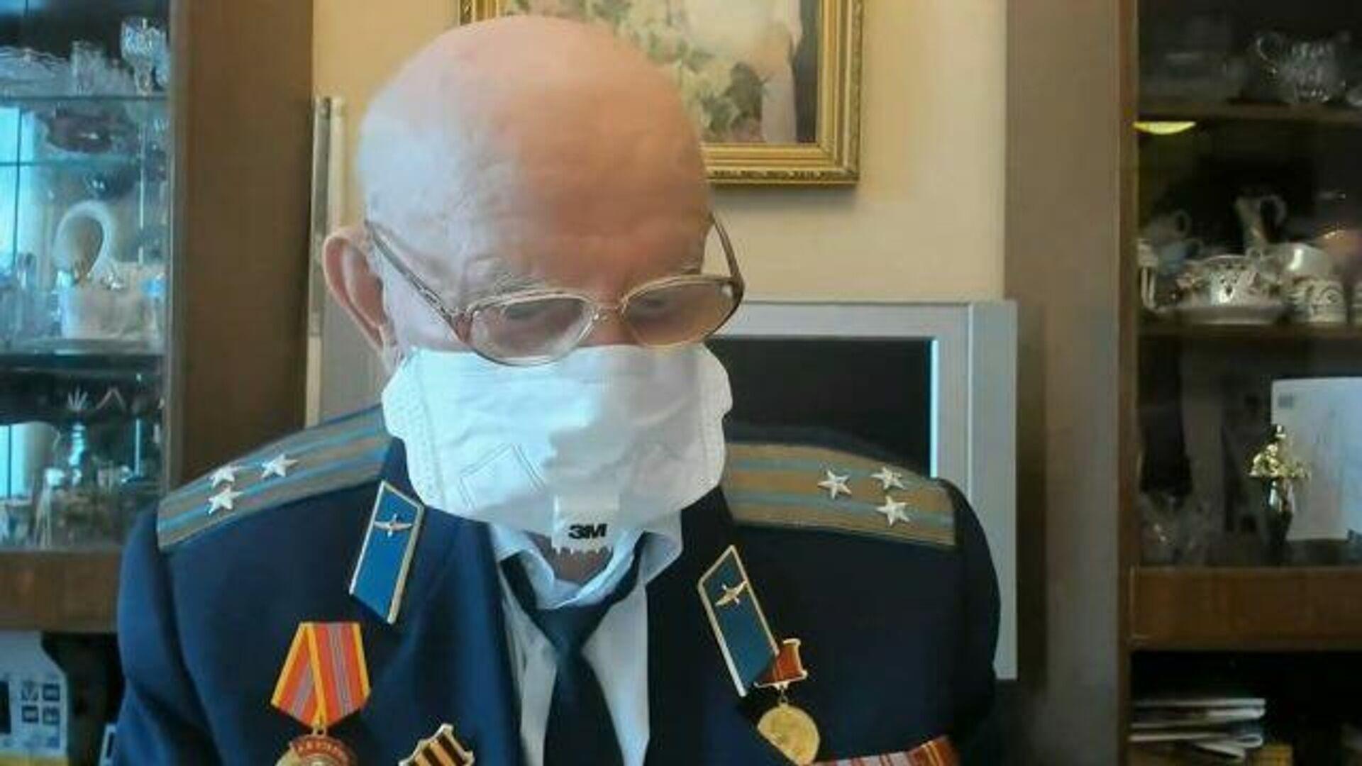 Я вынужден защищать свою честь: ветеран войны выступил на суде по делу Навального - РИА Новости, 1920, 05.02.2021