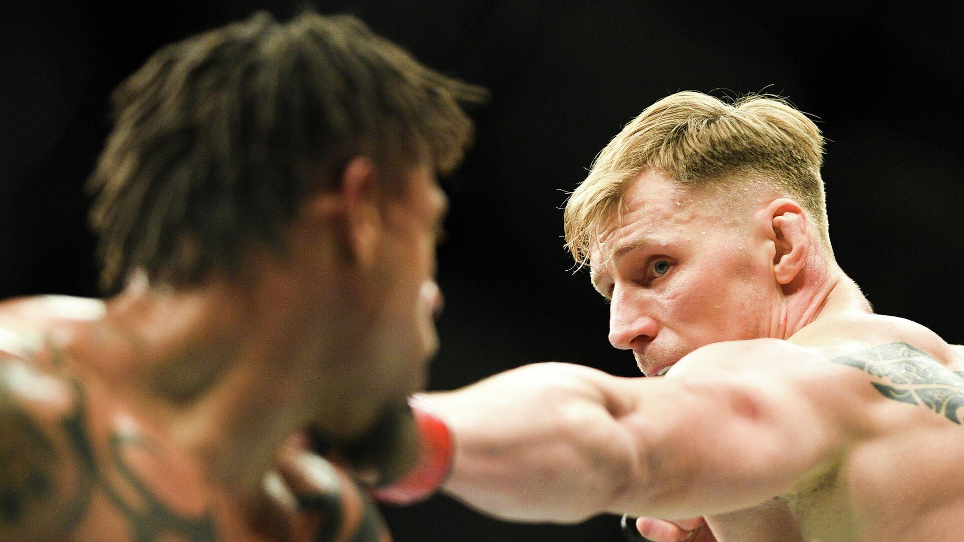 UFC Fight Night в Москве - РИА Новости, 1920, 01.06.2021