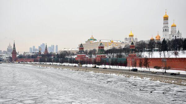 Архитектурный ансамбль Московского Кремля