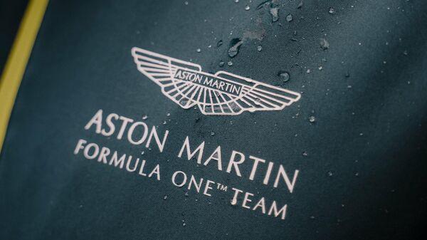 Логотип команды Формулы-1 Астон Мартин