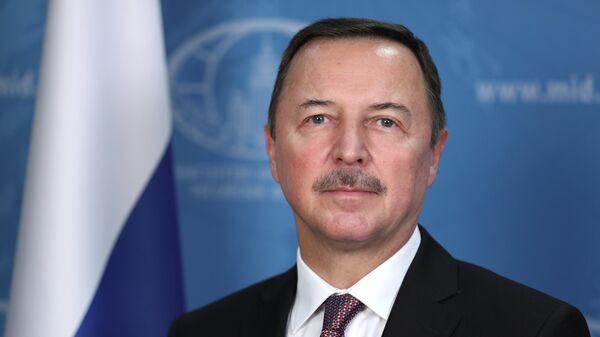 Посол РФ в Сирии Александр Ефимов