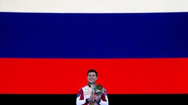 Российский гимнаст Никита Нагорный