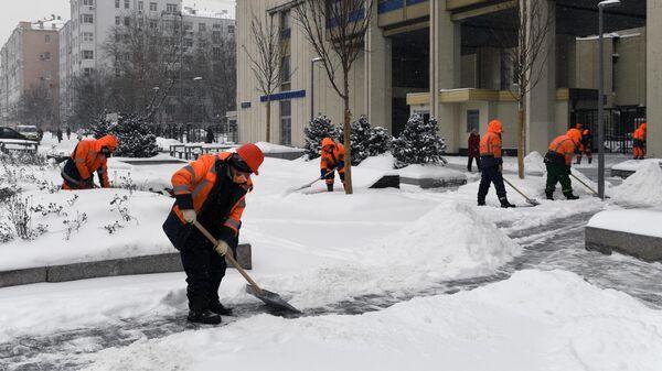 Москвичей предупредили о самых суровых за зиму морозах
