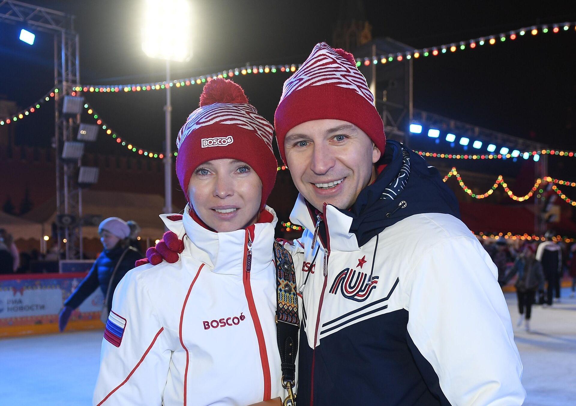 Татьяна Тотьмянина и Алексей Ягудин - РИА Новости, 1920, 14.02.2021