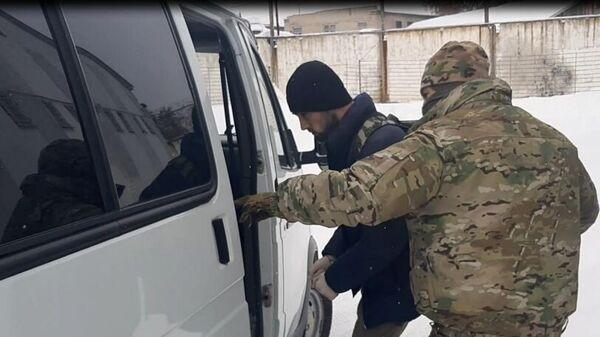 Задержание участников межрегиональной ячейки запрещенной в России организации Катиба Таухид валь - Джихад* в Новосибирске