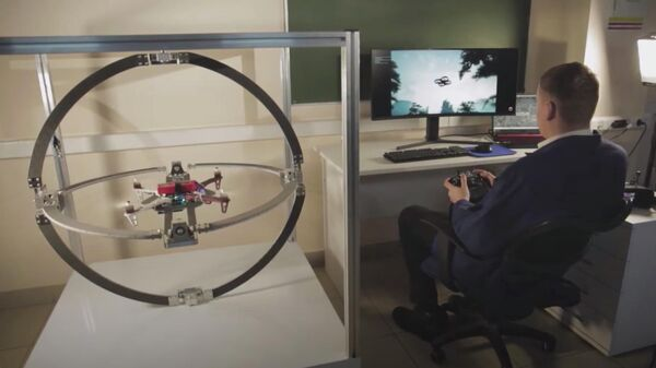 Самарские ученые разработали уникальный тренажер, который упростит и ускорит обучение пилотов БПЛА