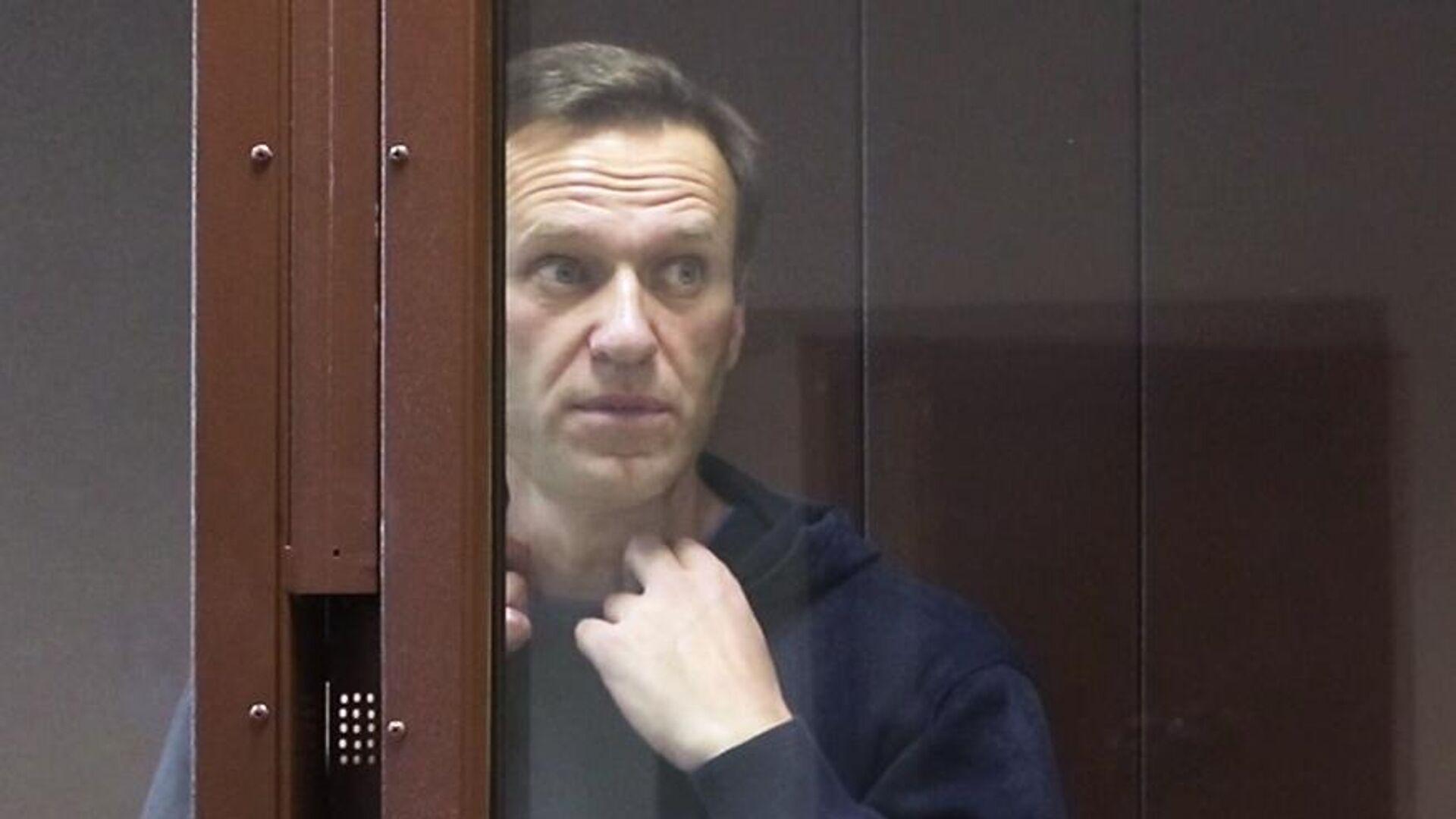 Алексей Навальный - РИА Новости, 1920, 05.03.2021