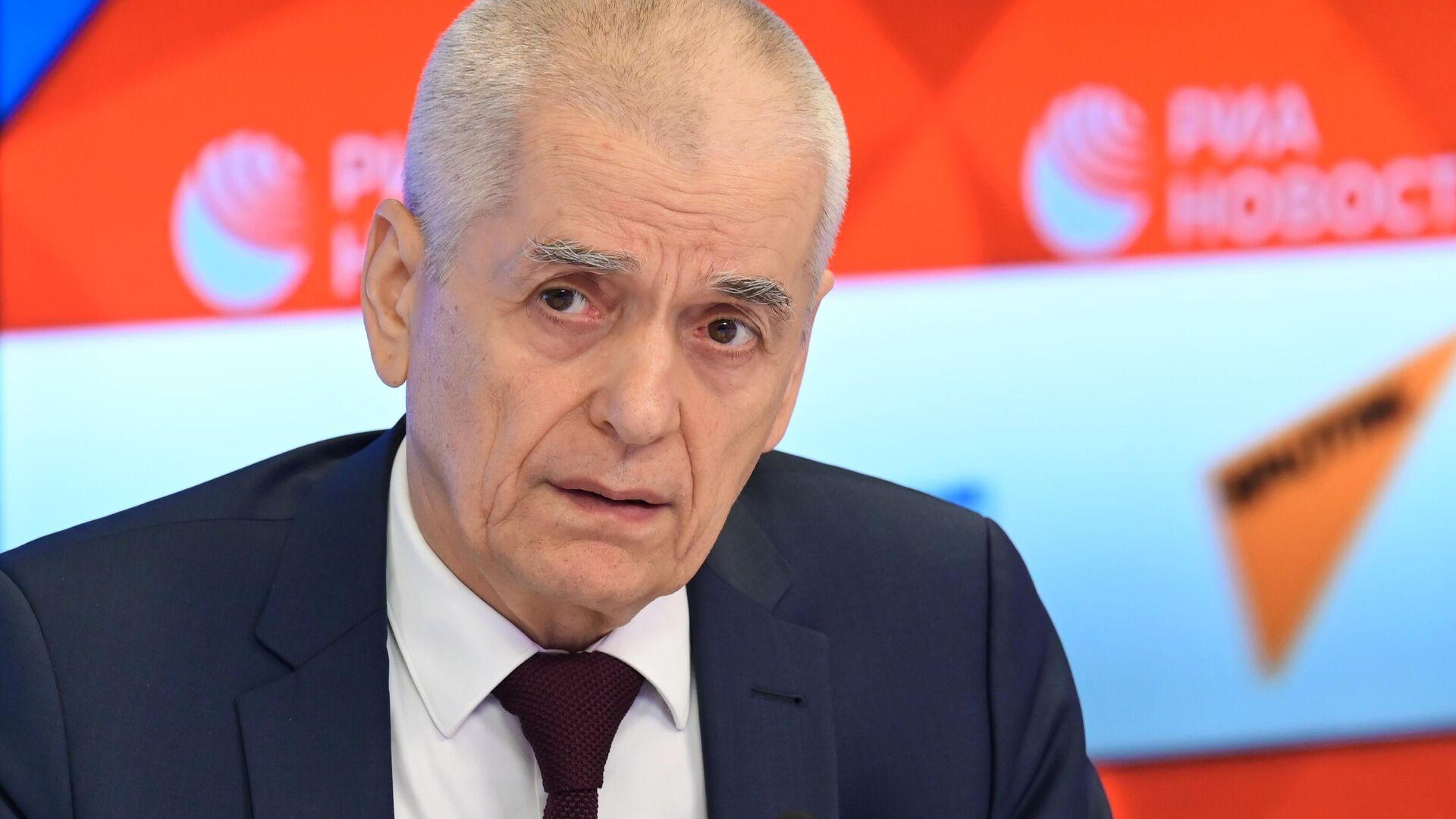 Онищенко прокомментировал идею Жириновского ограничить вес россиян
