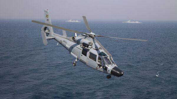 Международные военно-морские учения AMAN-2021 в Аравийском море