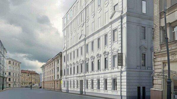 Реконструкция Детского музыкального театра юного актера на улице Макаренко