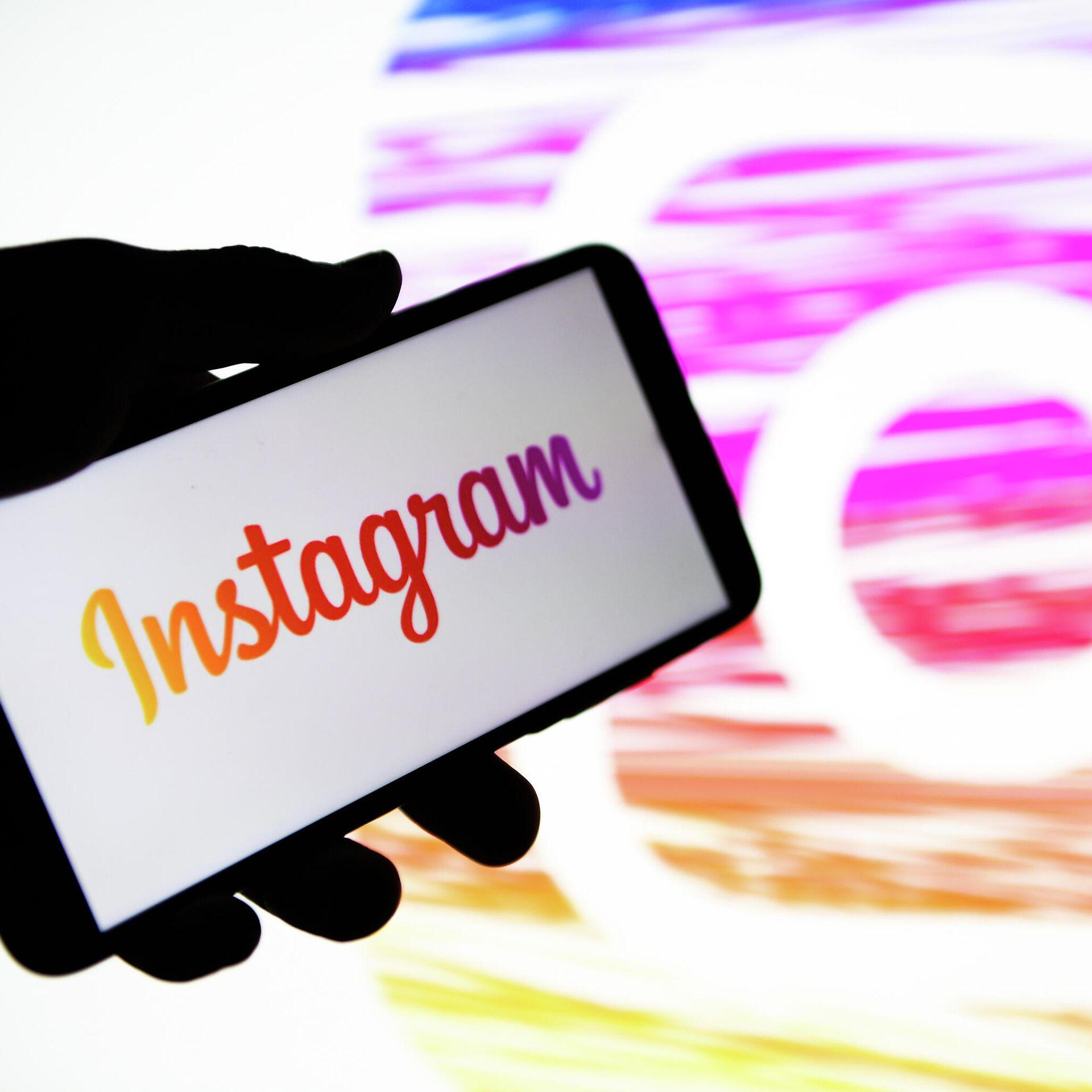 В работе Instagram и Facebook произошел сбой - РИА Новости ...