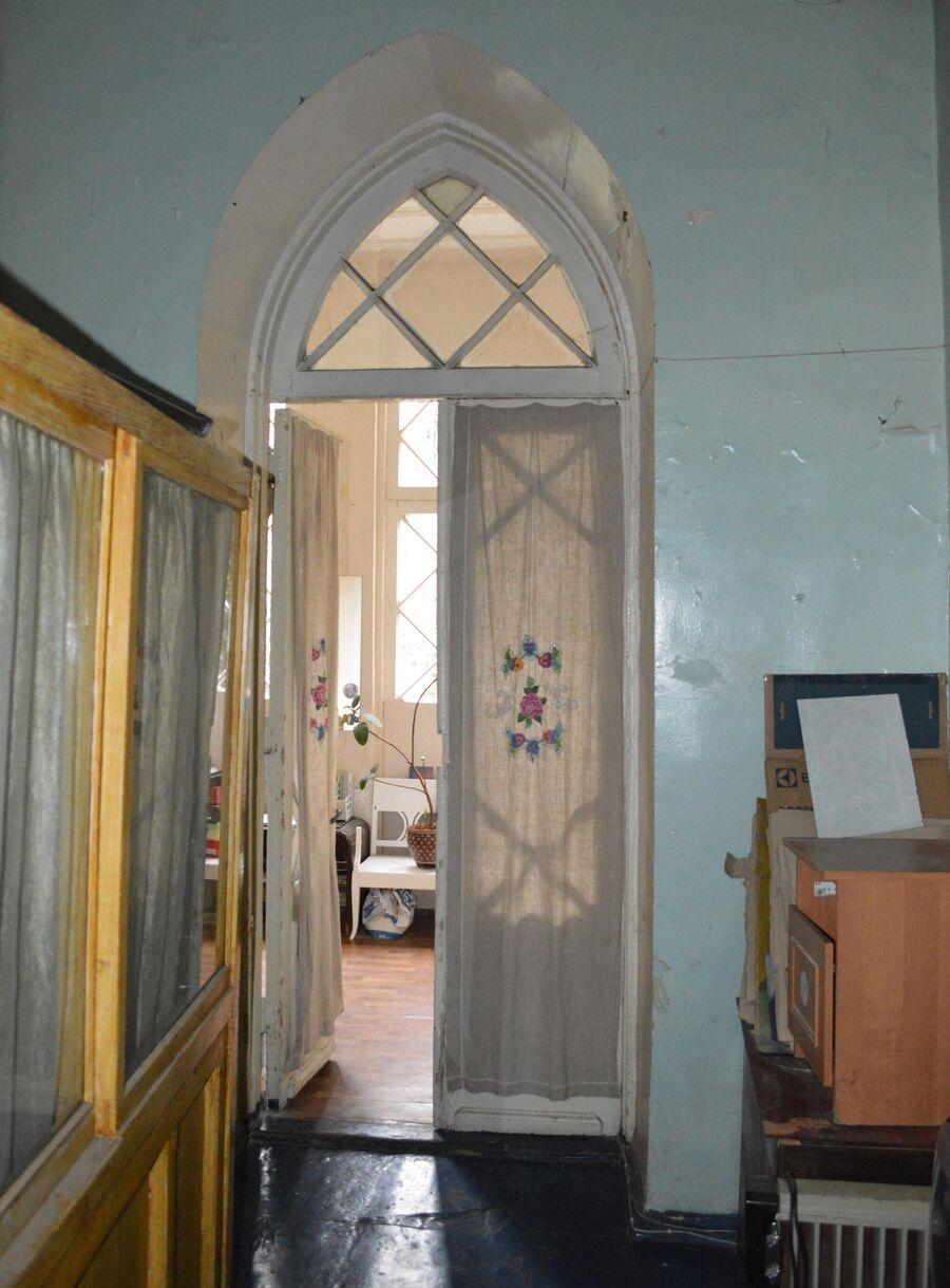 Одна из комнат усадьбы