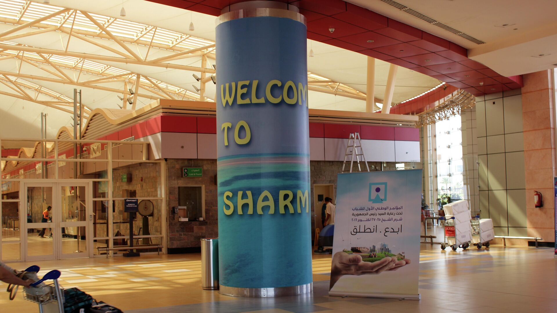 Россия возобновляет полеты на египетские курорты