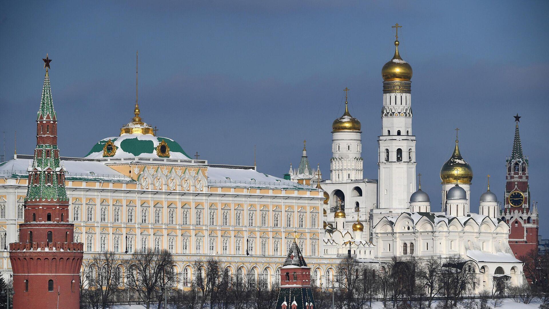 Московский Кремль - РИА Новости, 1920, 05.03.2021
