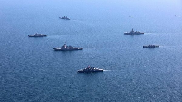 Корабли стран НАТО в Черном море