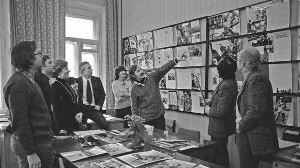 Главная редакция периодических изданий Агентства печати Новости (АПН)