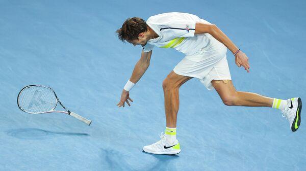 Российский теннисист Даниил Медведев.