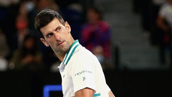 """Эванс победил Джоковича в третьем раунде """"Мастерса"""" в Монте-Карло"""