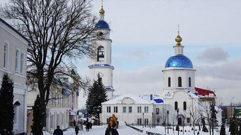 Площадь Ленина, Казанский собор