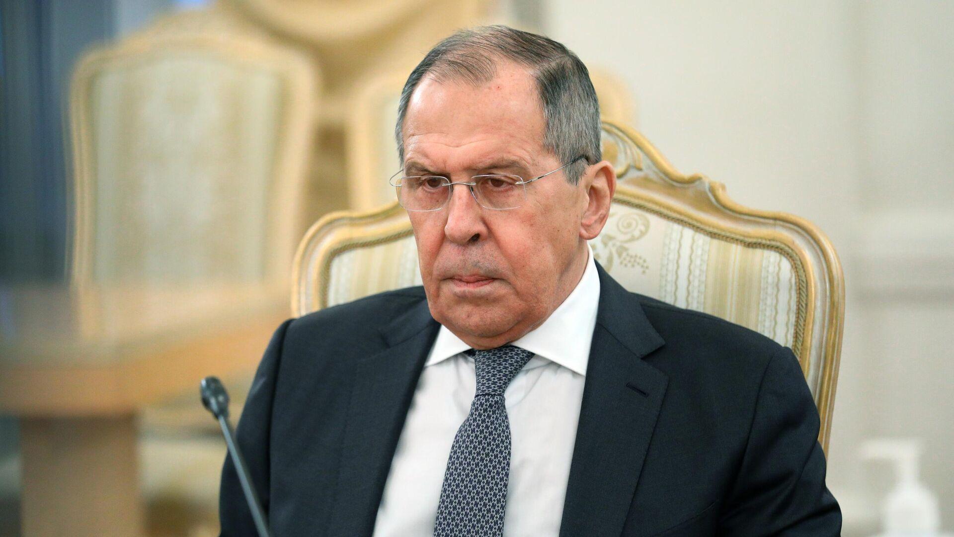Лавров рассказал о перспективах совместных учений России и Пакистана