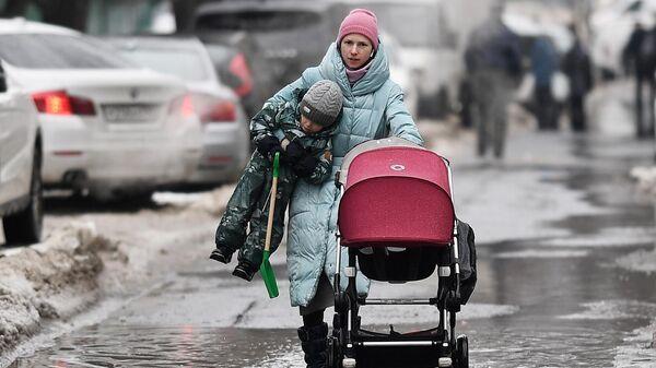 Температура в Москве побила рекорд 1990 года