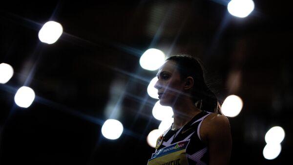 Легкая атлетика. Чемпионат России в помещении. Первый день