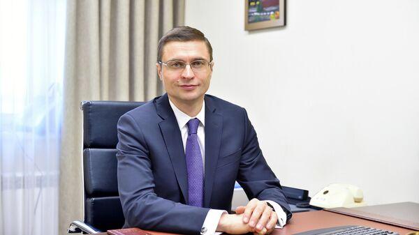 Глава департамента строительства Москвы Рафик Загрутдинов