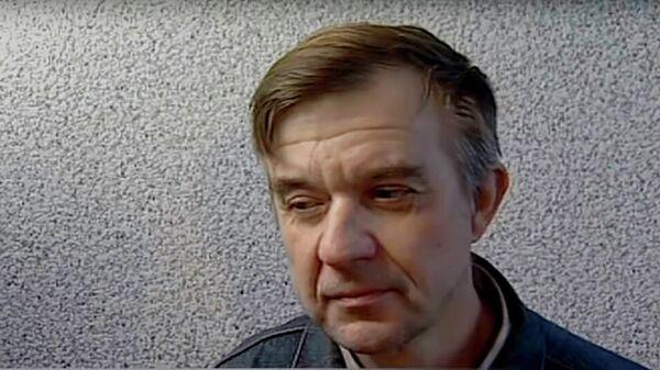 Виктор Мохов. Кадр программы Криминальная Россия
