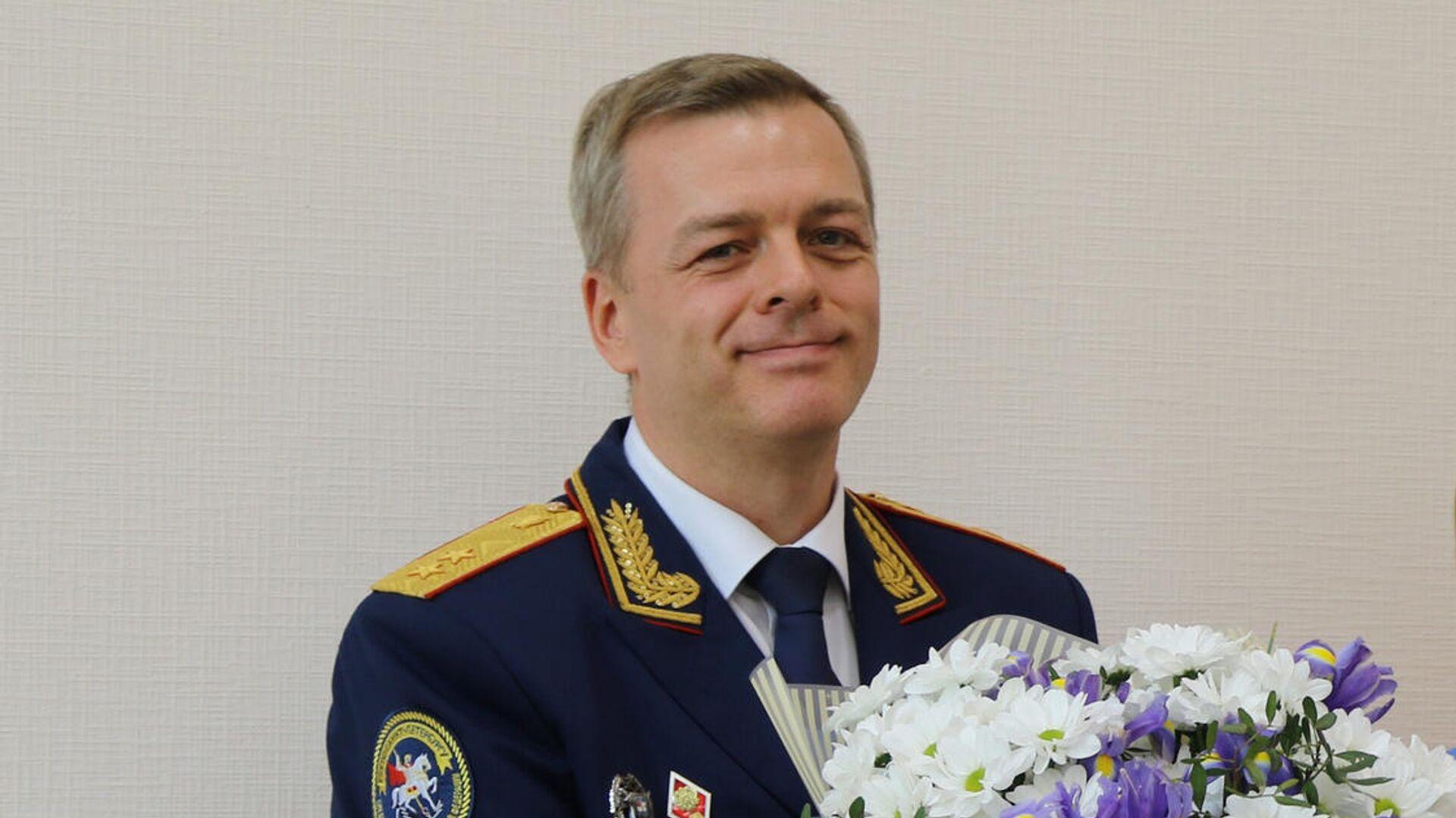 Клаус Александр Владимирович - РИА Новости, 1920, 03.03.2021