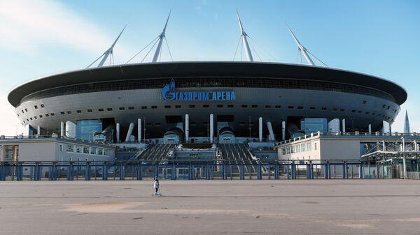 Стадион Газпром-Арена в Санкт-Петербурге
