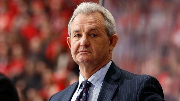Канадский хоккейный тренер Дэррил Саттер