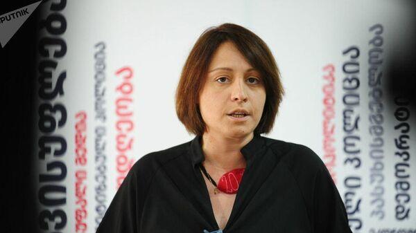 Элене Хоштария
