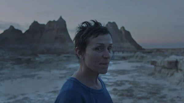 Кадр из фильма Земля кочевников
