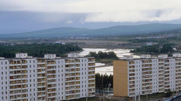 Город Тында – столица БАМа
