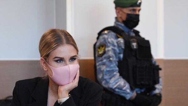 Любовь Соболь в Перовском районном суде города Москвы